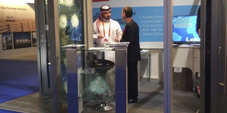 Συμμετοχή της ΙΟΚΑ στην έκθεση Intersec στο Dubai