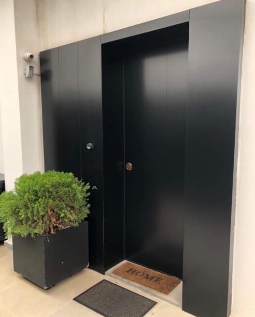 Αλεξίσφαιρες θωρακισμένες πόρτες