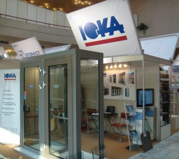 ΙΟΚΑ participates at Tirana's International Exhibition