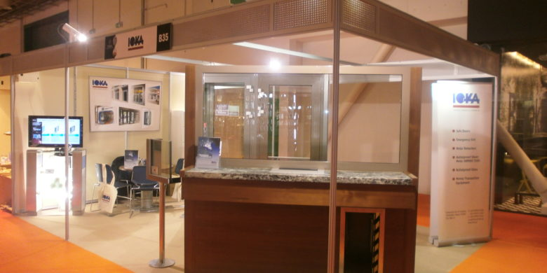 "IOKA participated in the Greek exhibition ""Gold-Silver"""